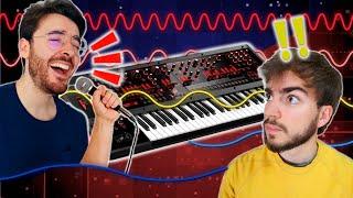 El Instrumento Que Revolucionó La Música: El Sintetizador (ft. QuantumFracture)
