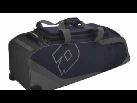 Demarini Id2p Player Wheeled Bag D9201