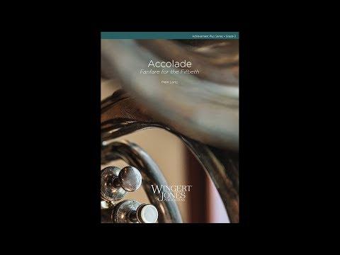 Accolade (Fanfare for the Fiftieth) - Mark Lortz - 3017801