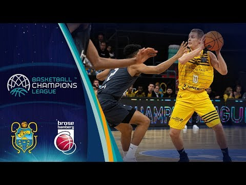 Iberostar Tenerife V Brose Bamberg – Highlights – Basketball Champions League 2019-20