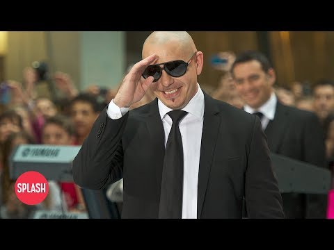 Pitbull Offers Private Jet to Transport Puerto Rican Cancer Patients to U.S. | Splash TV