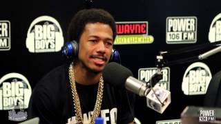 Nick Cannon Making Movies; Playing Richard Pryor In Upcoming Film?