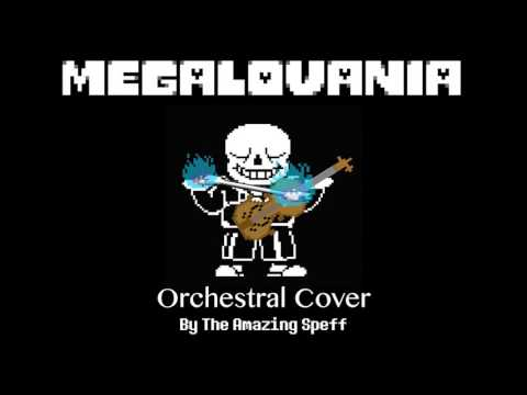 MEGALOVANIA (Orchestral Cover + Voice Acting)