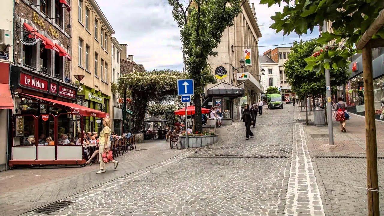 Charleroi en timelapse