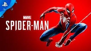 PS4 pro - Человек-Паук - Часть 1