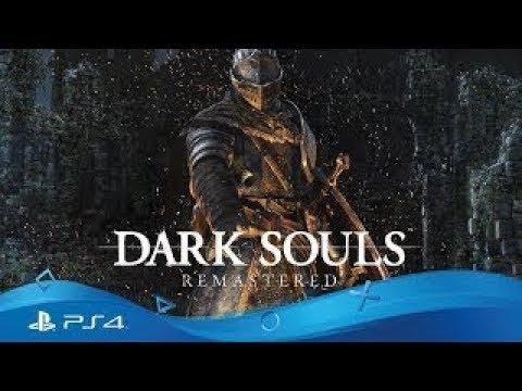Dark Souls Remastered   Announcement Trailer   PS4