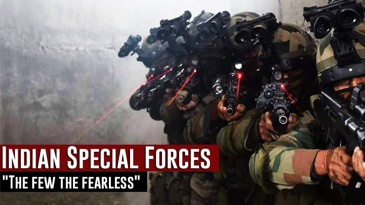 """Indian Special Forces 2018 • """"'PARA SF /MARCOS / NSG"""" - YouTube"""