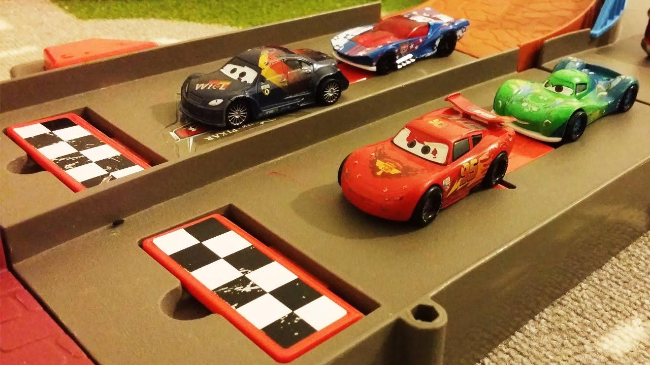 Cars Disney Cars Vs Hot Wheels Racing Cars Diecast Pixar Cars