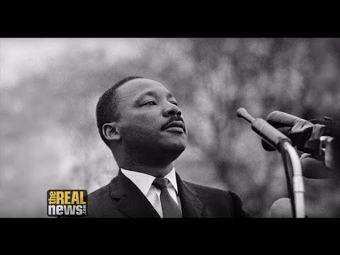 MLK: 'When Silence Becomes Betrayal'