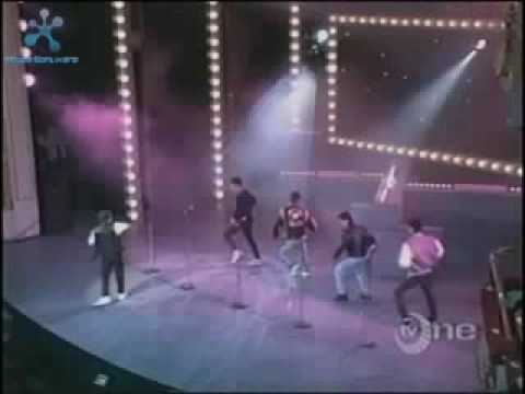 Please Don't Go Girl performed live by New Kids On The Block (NKOTB) 1988