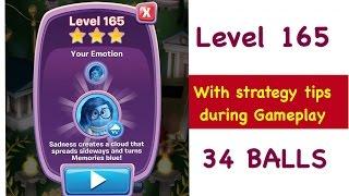 inside out thought bubbles level 165.  Головоломка шарики за ролики 165 уровень