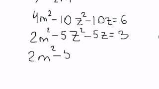 ЕГЭ математика С6. Решить уравнение в целых
