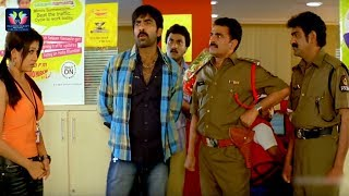Sayaji Shinde & Ravi Teja Hilarious Comedy | TFC Films & Film News