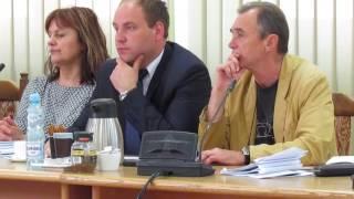 XXV sesja Rady Powiatu �askiego 24.05.2016