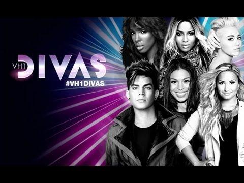 2012 VH1 DIVAS REVIEW (Adam Lambert, Kelly Rowland, Miley Cyrus, & More)