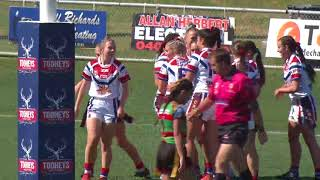 2018 Group 11 Ladies League Tag Grand Final Full Game - Parkes Spacecats vs Dubbo Westside