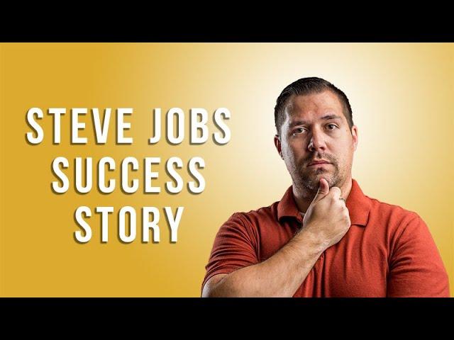 Steve Jobs Portrait Project with Levi Sim