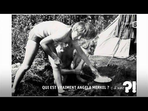 Qui Est Vraiment Angela Merkel ? #cadire 19.09.2017