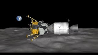 KSP - Apollo Program - Far Side Lunar Landing - RSS / RP-0