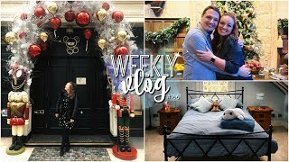 HOGWARTS IN THE SNOW ❄ | WEEKLY VLOG #166
