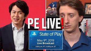 PE LIVE ProJared Controversy Nintendo E3 2019 State of Play Q& A