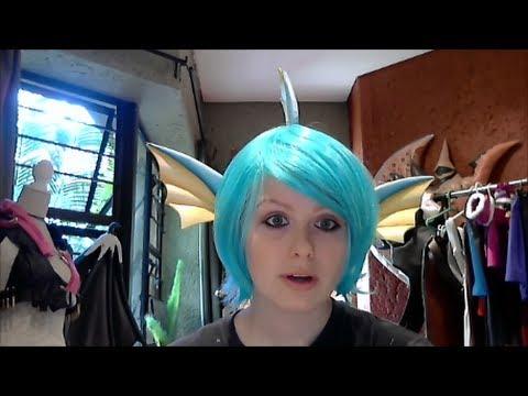 Vaporeon Cosplay Ears Vaporeon Cosplay Ears ...