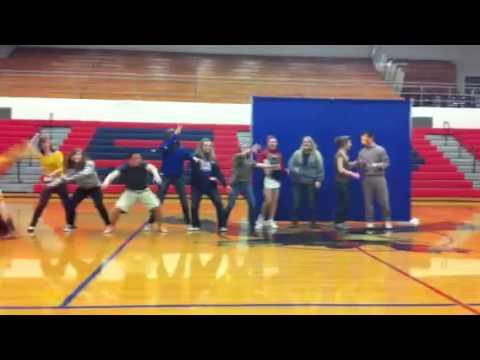 South Putnam High School Sophomore Class Lip Sync 2013