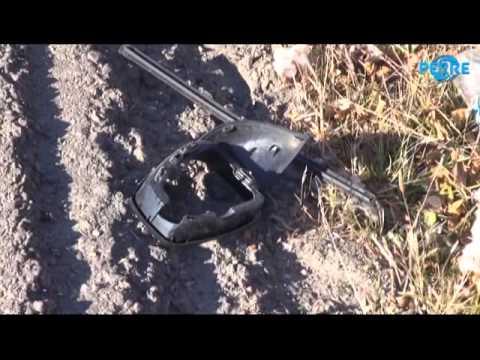 Otomobil Yaya Çarptı 1 yaralı
