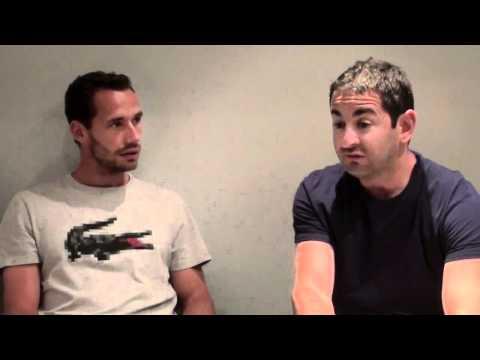 Interview avec Michael Llodra sur le sofa...