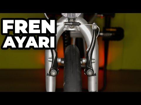 Bisiklet Fren Tamiri Nasıl Yapılır ( Bisiklet fren sistemi )