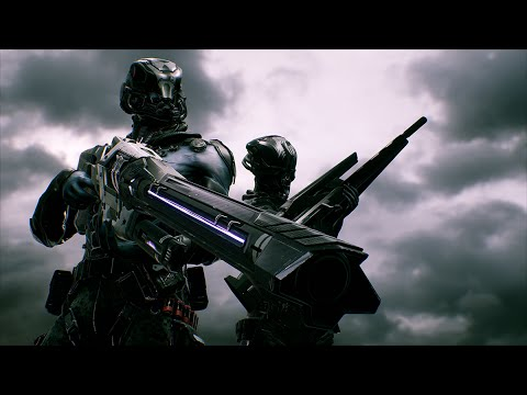 Unreal Tournament Pre-Alpha Season Trailer