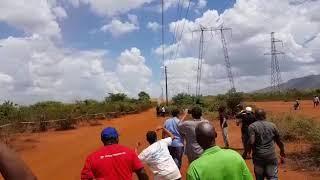 Ahmed Huwel hunting for Mkwawa Rally of Morogoro 2018 Championship