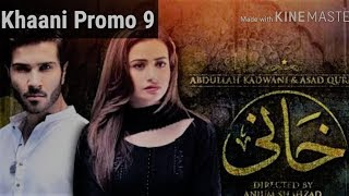 Khaani Drama Episode 9 Promo [on Geo tv Pakitan]