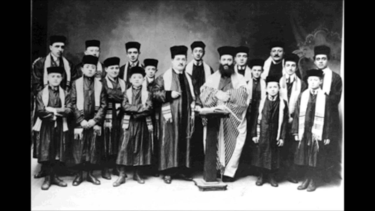 Cantor Yossele Rosenblatt Shofer Shel Moshiach Yiddish