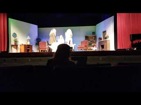 New Bremen high school play second act
