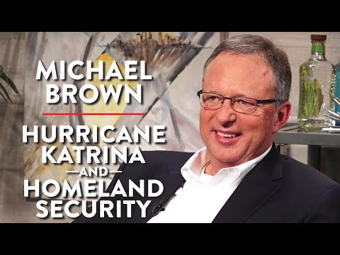 Former Director of FEMA on Hurricane Katrina and Homeland Security (Michael Brown Pt. 1)