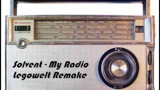 Solvent - My Radio (Legowelt Remake)