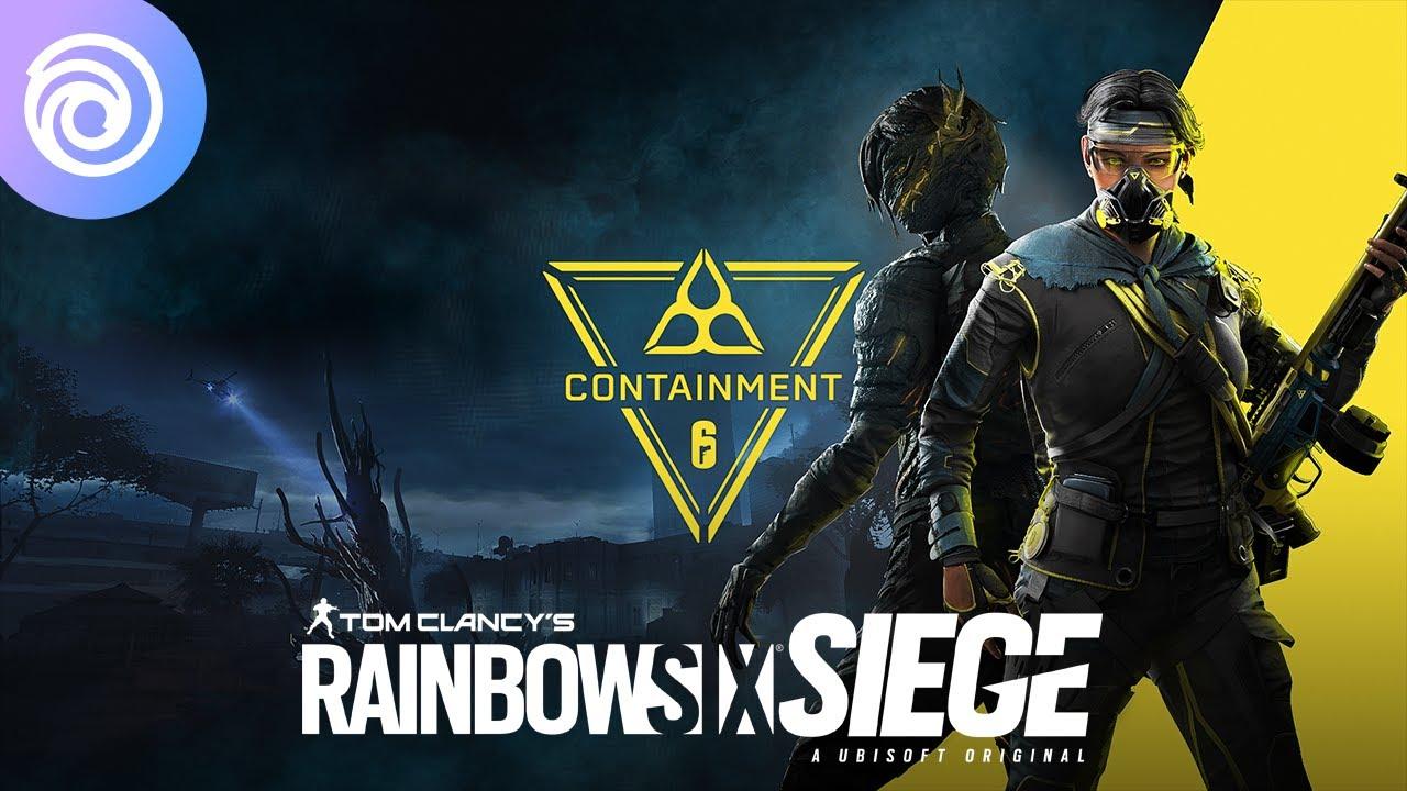《虹彩六號:圍攻行動》「異種災變」限時活動預告片 - Rainbow Six Siege