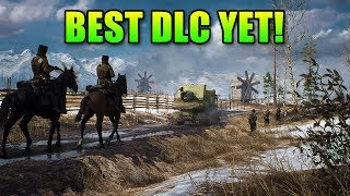 Best DLC So Far! |  Battlefield 1 In The Name Of The Tsar Review