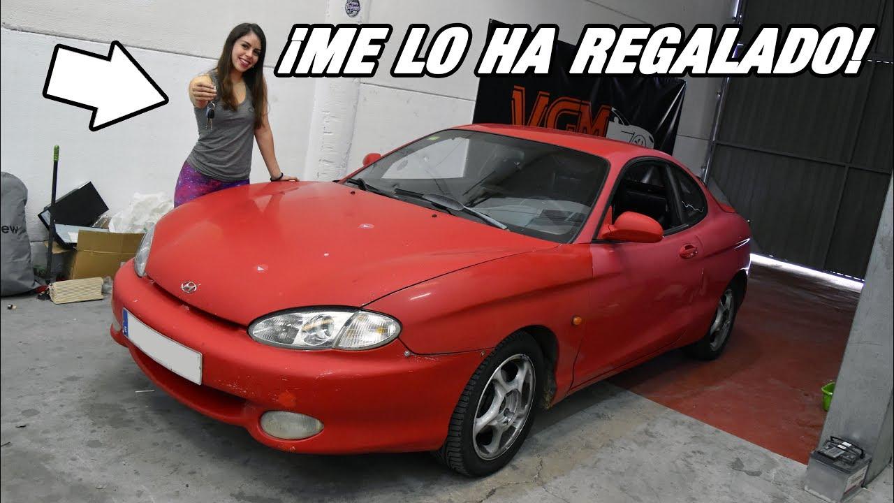 coupe car Salvando un Hyundai Coupe 2.0 16v del desguace 🤗 proyecto Track Car Under 2K con Xana Matata 🍆