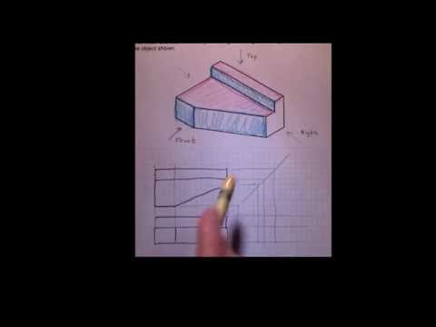 Beginning Orthographic Projection