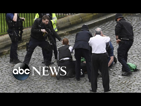 8 arrested in deadly London terror attack