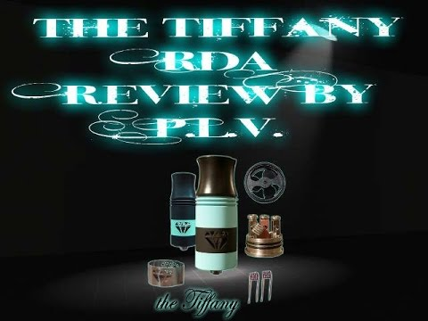 The Tiffany RDA Review by PLV