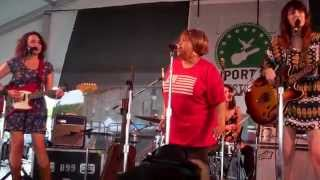 Puss n Boots with Mavis Staples- Twilight