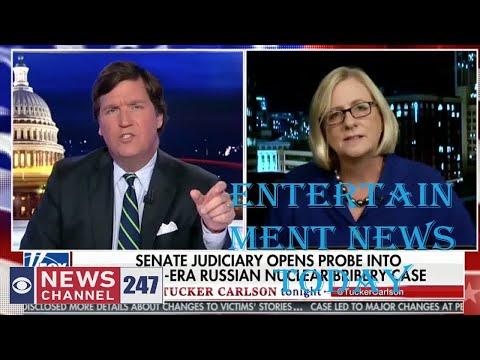Tucker Carlson Battles With Ex-UN Amb. Nancy Soderberg Over Uranium: 'You're Filibustering!'