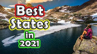 Top 10 The Bęst States for 2020/2021