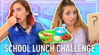 Download Video SCHOOL LUNCH Challenge 🤢 | Back to School Fun MP3 3GP MP4