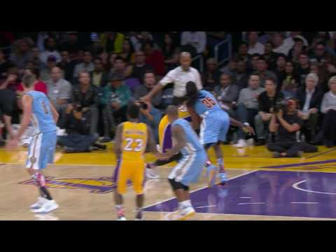 Los Angeles Lakers Top 10 Plays of the 2015-2016 Season