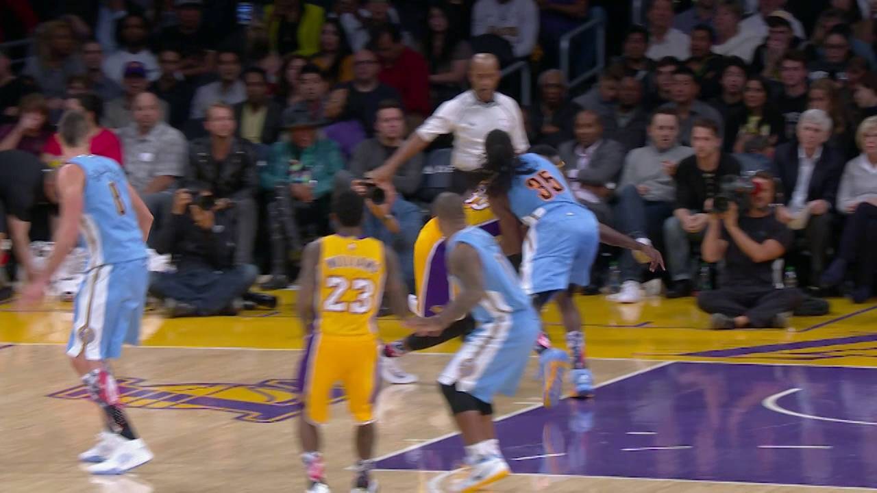 292b51574 Los Angeles Lakers Top 10 Plays of the 2015-2016 Season - YouTube