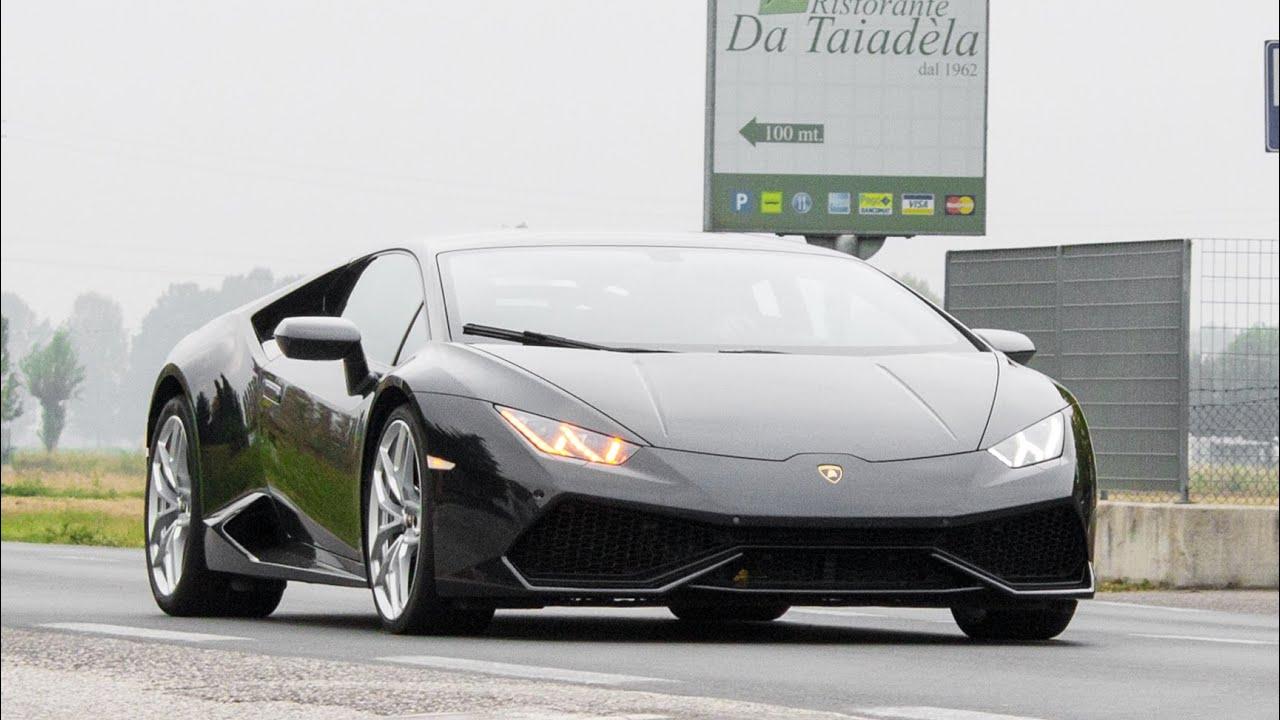 9x lamborghini huracan lp610 4 testing around the factory 2015 hq youtube - Lamborghini Huracan Grey